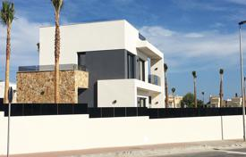 4 bedroom houses for sale in Spain. Villa with private swimming pool and basement in Torrevieja (Key ready and fully equipped)