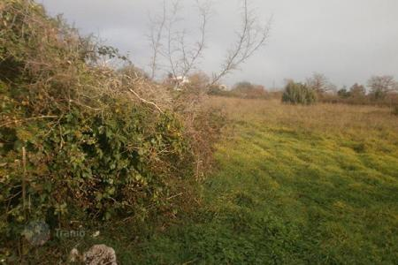 Development land for sale in Marcana. Building land Building land with sea view — Krnica