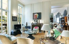 Luxury apartments for sale in Paris. Paris 8th District – A sumptuous 275 m² apartment with a terrace