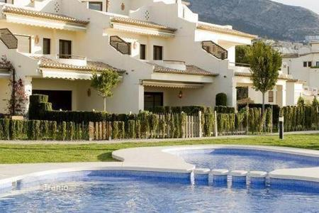 Townhouses for sale in Costa Blanca. Townhouse in Altea