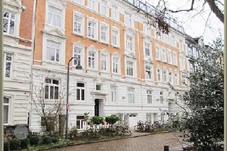 Property for sale in Hamburg. Apartment in Hamburg with a yield of 2.6%