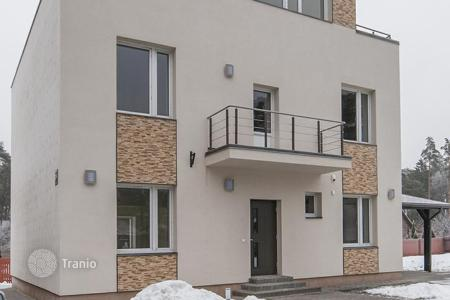 Property for sale in Langstiņi. Twin house with full interior 5 km from Riga