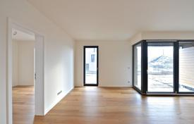 New home from developers for sale overseas. Furnished two-room apartment in a new house, Prague 8, Czech