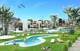 Cheap residential for sale in Benidorm. Top floor apartments with solarium in Finestrat, Benidorm