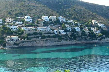 Land for sale in Alicante. Large plots in Moraira