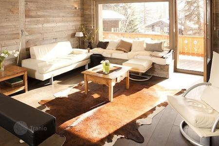 Property for sale in Switzerland. Apartments on the famous Alpine resort of Verbier, Switzerland