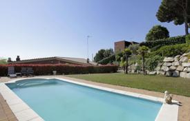 Stunning house with pool and garden, close to a park in Mas Ram, a suburb of Barcelona. Price on request