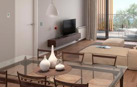 3 bedroom apartments for sale in Costa del Garraf. Apartment with a terrace, in a modern residential complex with a swimming pool and a parking, in Sitges, Barcelona, Spain