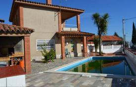 Residential for sale in Esparreguera. Two-storey house with a pool, terrace and barbecue area in Esparreguera, Catalonia, Spain