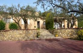 5 bedroom houses for sale in Valbonne. Villa – Valbonne, Côte d'Azur (French Riviera), France