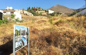 Development land for sale in Benalmadena. Plot with panoramic sea and mountain views, close to the beach, Benalmadena, Spain