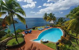 Property for sale in Caribbean islands. Beautiful historic villa built in 1969, positioned on a 2–3 acre promontory 200 feet above the majestic Caribbean Sea offering panoramic…