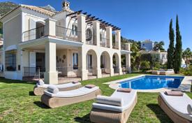 4 bedroom houses for sale in Costa del Sol. Sunny villa in Sierra Blanca Country Club, Istan