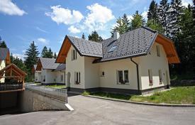 Property for sale in Radovljica. This is a newly built high quality cottage within easy walking distance of the Lake