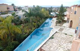 Off-plan houses with pools for sale in Southern Europe. Spacious villa in a new complex