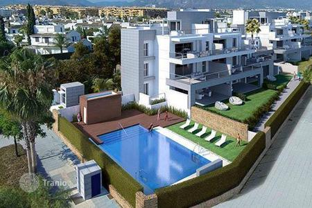 New homes for sale in Marbella. New apartments in Marbella