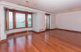 Luxury property for sale in San Sebastian. Four-bedroom apartment with a sea view, San Sebastian, Basque Country, Spain