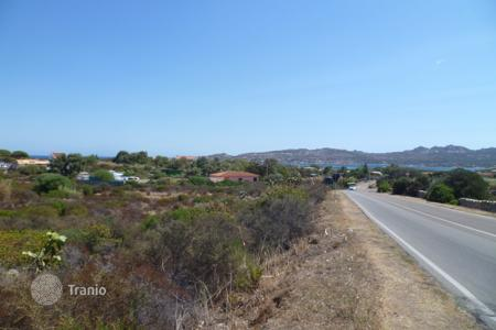 Land for sale in Maddalena archipelago. Development land – Maddalena archipelago, Sardinia, Italy