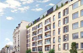 Luxury 3 bedroom apartments for sale in Boulogne-Billancourt. Eco-friendly apartment in a residential complex in Boulogne, a suburb of Paris