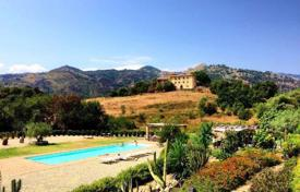 Magnificent country house of the XIX century with a pool and a garden, Sicily, Italy for 2,250,000 €
