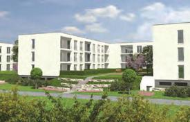 Apartments for sale in Baden-Wurttemberg. Two-bedroom apartment in new building, in Offenburg, area Seitenpfaden