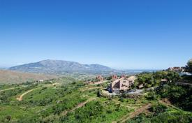 Development land for sale in Andalusia. Plot for sale in Ojen