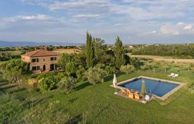 Elite estate with a pool and a large plot, Montepulciano, Italy for 690,000 €
