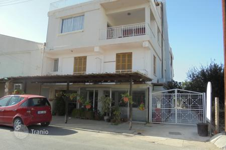 Luxury property for sale in Yeroskipou. Block of Apartments, Cinema & Taverna POTENTIAL PROJECT