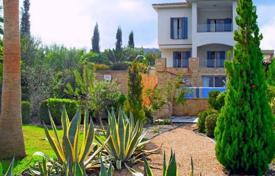 Cozy villa with pool and garden, 50 meters from the sea, Polis, Cyprus for 3,100,000 €
