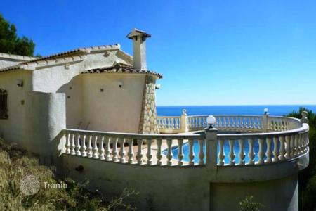 2 bedroom houses for sale in Moraira. Villa – Moraira, Valencia, Spain