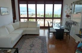 Property for sale in Piedmont. The apartment with a balcony and views of Lake Maggiore, in the center of Stresa, Italy