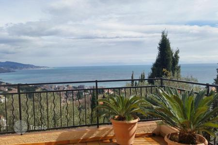 2 bedroom houses for sale in Roquebrune - Cap Martin. RCM Provençal villa with Panoramic Sea view