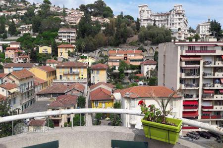 Apartments for sale in Menton. Apartment on the border with Italy
