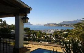 Luxury 6 bedroom houses for sale in Moraira. Villa – Moraira, Valencia, Spain