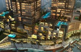 Property for sale in Western Asia. New, fully equipped apartment in a luxury residential complex in the Dubai Marina area