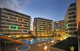 Cheap apartments with pools for sale in Western Asia. The apartment is in a complex in Avsallar
