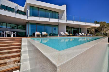 Foreclosed houses with pools for sale in Southern Europe. Villa – Es Cubells, Ibiza, Balearic Islands,  Spain