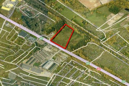 Development land for sale in Latvia. Development land – Riga, Latvia