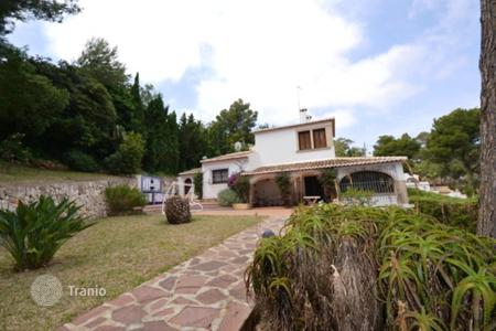 6 bedroom houses for sale in Valencia. Villa – Javea (Xabia), Valencia, Spain