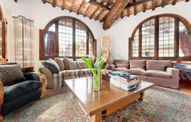 Luxury apartments for sale in Italy. Extraordinary attic with small private terrace in a 15th century historic building