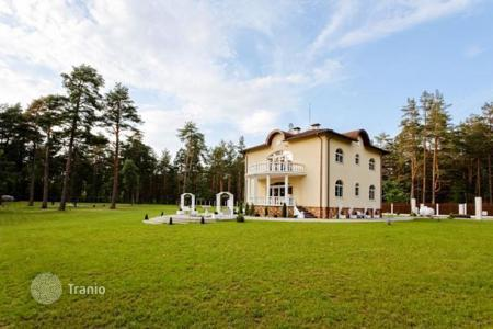 Residential for sale in Ādaži. A new luxury villa in Latvia situated in a quiet scenic location with magnificent landscape 27 km far from Riga