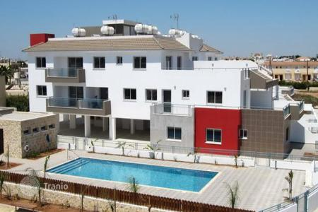 1 bedroom apartments by the sea for sale in Paralimni. One Bedroom Apartment with Title Deed
