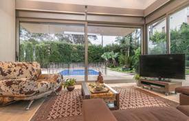3 bedroom houses for sale in Castelldefels. Designer villa with a swimming pool and a garden, in the prestigious district of Montemar, Castelldefels, Spain