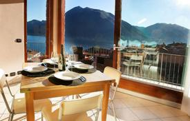 Foreclosed 2 bedroom apartments for sale in Southern Europe. Stunning apartment overlooking Lake Como just a few steps from the charming centre of Argegno