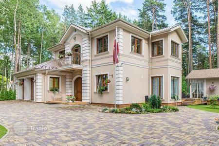 Property for sale in Jurmalas pilseta. Elegant mansion in Jurmala
