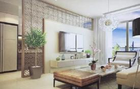 Property for sale in Vietnam. 1-bedroom apartment in a new complex with pools, restaurant and golf course at Saigon waterfront, Ho Chi Minh, Vietnam