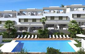 Townhouses for sale in Mijas. Townhouse with terrace, in a golf resort with swimming pool, spa center and parking, in La Cala de Mijas, Malaga, Spain