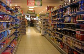 Property for sale in Brandenburg. Brand new supermarket in Brandenburg