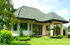 Off-plan houses for sale overseas. 3 bedroom house in the village