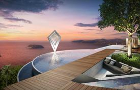 Property from developers for sale in Thailand. New condominium project overlooking Kata Noi beach